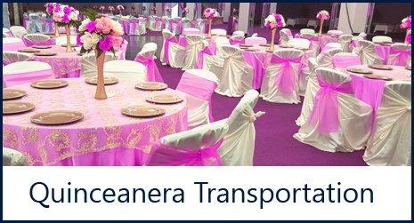 Quinceanera Transportation