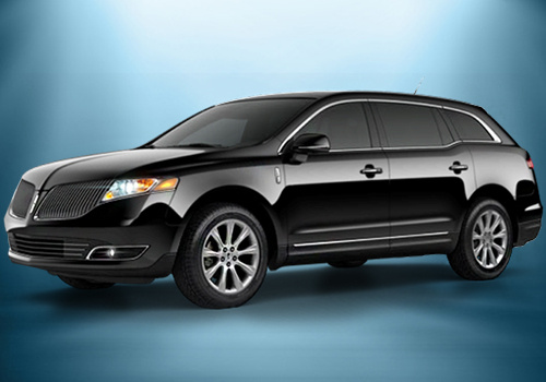 Lincoln MKT Sedan Rental