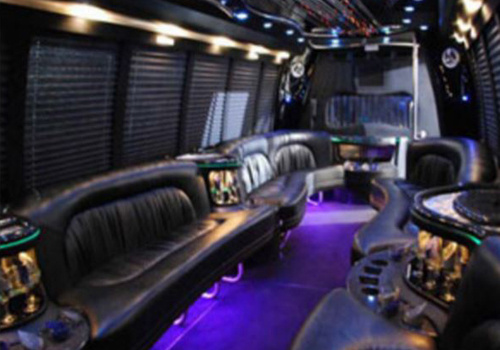 Ford F650 Party Bus Rental